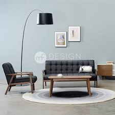 House Lighting Design In Malaysia by Sweden Ii Antique Espresso 1 2 3 Table Sofa Set Mf Design