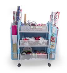 gift wrap cart gift wrap organizer apron totally products