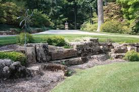 weathered limestone boulders lurvey landscape supply