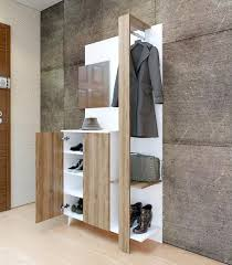 cabinet for shoes and coats smart shoe cabinet coat hanger is practical and trendy the unit