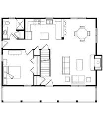 A Frame Home Floor Plans This Is My For Plan Except Stairs Long Way With The House Master
