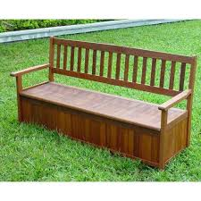 Garden Wooden Bench Diy by 50 Best Outdoor Storage Bench Images On Pinterest Outdoor