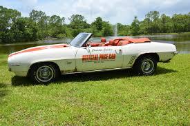 69 camaro pace car dipper 1969 camaro pace car