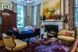 1920s Living Room by Spanish Decor Interior Design Form U0026 Function Raleigh