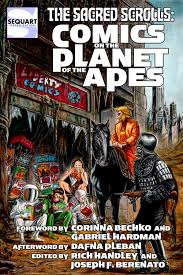 Planet Of The Blind The Sacred Scrolls Comics On The Planet Of The Apes Sequart