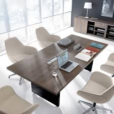 Designer Boardroom Tables Contemporary Boardroom Table Wooden Rectangular For Public