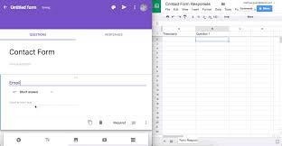 How To Make A Resume On Google Docs Google Forms Guide Everything You Need To Make Great Forms For