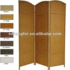 100 hand woven nice and cheap living accordion room dividers