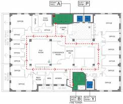Commercial Floor Plans Free Floor Plans For Commercial Properties Croker Fire Drill