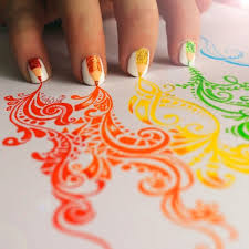 35 nail art designs nobody knows about