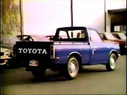 1978 toyota truck toyota truck a thon dealership commercial 1978