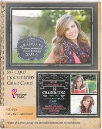 sided graduation announcements designs sided casual graduation invitations addressing plus