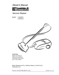kenmore vacuum model 116 parts diagram automotive parts diagram
