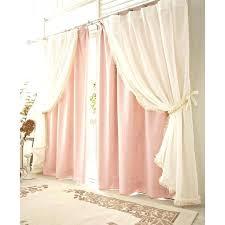 light pink sheer curtains blush pink curtains full image for blush pink sheer curtains