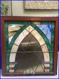 ebay stained glass ls antique stained glass slag glass window sash leaded stained glass