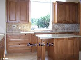 tiling backsplash in kitchen ceramic tile kitchen backsplash boyer tile