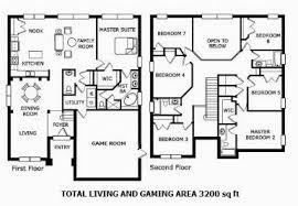 7 bedroom floor plans disney orlando vacation homes home 8610