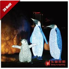 staggering penguinas decorations decoration ebay yard