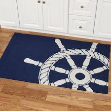 Outdoor Rug 3x5 by Nautical Area Rugs Touch Of Class