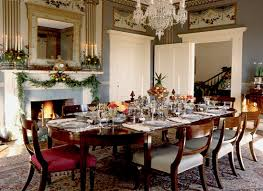 dining room christmas decor christmas decorating ideas for dining room table modern home