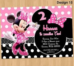 Pink And Black Minnie Mouse Decorations 126 Best Fiesta Mickey Y Minnie Mouse Images On Pinterest Minnie