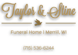 Eileen Taylor Home Design Inc Taylor U0026 Stine Funeral Home Merrill Wi