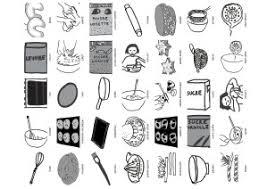 dessin recette de cuisine illustration cuisine chez camille
