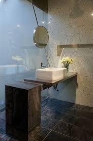 incredible design ideas using cream tile backsplash and oval gold