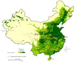 Population Map Of China by Historia Futura Praedicit China Chooses Population Bust