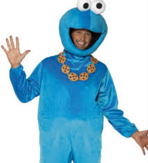 cookie monster halloween costume i u0027ll be your trick if you u0027ll be my treat chapter 2 cornflower