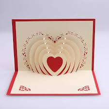 aliexpress buy 10pcs lot 3d greeting cards thank you card