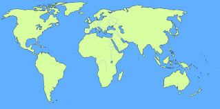 Map Of Rivers Rivers Of The World Map Google Maps Rivers Of The World
