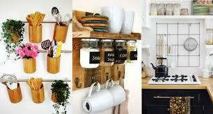 des idees pour la cuisine 15 idées de rangements muraux pour la cuisine à bricoler soi même
