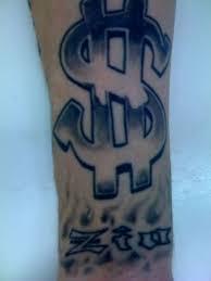 25 gorgeous money sign tattoo ideas on pinterest money sign