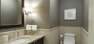 bathrooms with gray walls contemporary bathroom benjamin