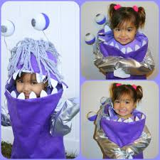 Monster Inc Halloween Costumes Monsters Inc And Boo I Gotta Try That