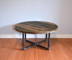 Diy Round Wood Table Top by Pallet Round Coffee Table Pallet Furniture Diy