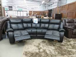 Four Seater Recliner Sofa 4 Seater Reclining Leather Sofa Home Design And Decorating Ideas