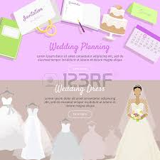 planning a wedding ceremony wedding planning web banner preparation for the wedding day