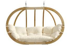 siege suspendu jardin fauteuil suspendu jardin globo chair royal sans housse 176x118cm