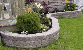 fabulous block garden wall keystone garden wall keystone retaining