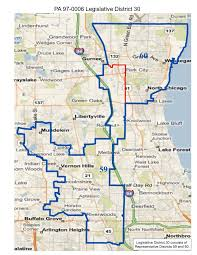 Buffalo State Map by Will County Politics Realigned Illinois State Legislative And