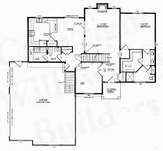 house floor plans with basement 2 story house plans with basement beautiful 48 1 5 story