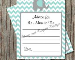 to be cards baby advice for parents to be cards printable baby shower
