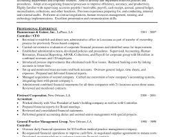 resume of financial controller financial controller resume sample sample financial controller