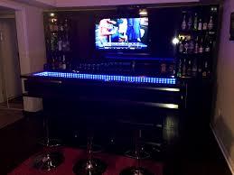 furniture glamorous interior game roomes billiard tables bar