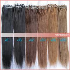 micro link hair extensions hot sale 2 16 26 micro loop hair extensions human silky soft