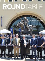 the roundtable magazine volume 60 issue 3 by california baptist
