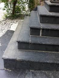 bloc marche escalier exterieur agencement d u0027extérieur u2014 ardoisiere des 7 pieds