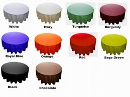Table Cover Rentals by Tablecloth Rentals In Miami Tablecloth Rental For Party